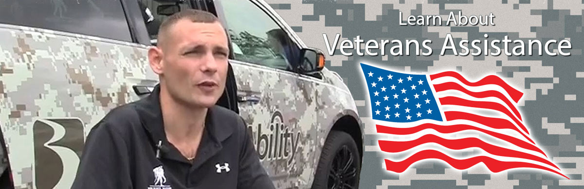 Wheelchair Vans For Veterans