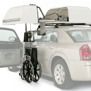 Chair Topper Wheelchair Carrier
