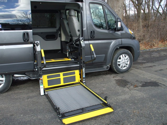 Ram ProMaster Promaster 1500   Stock: **BUILT TO CLIENT's