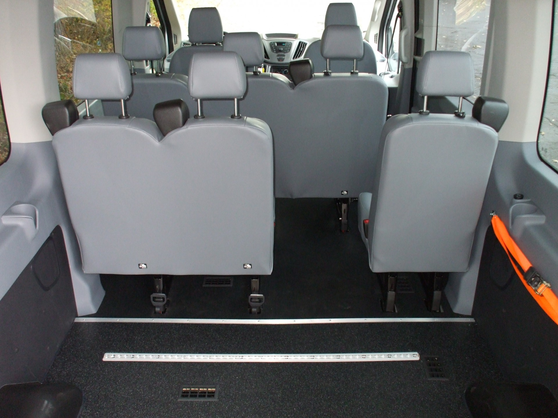 Ford Transit Transit Wagon   Stock: **BUILT TO CLIENT's