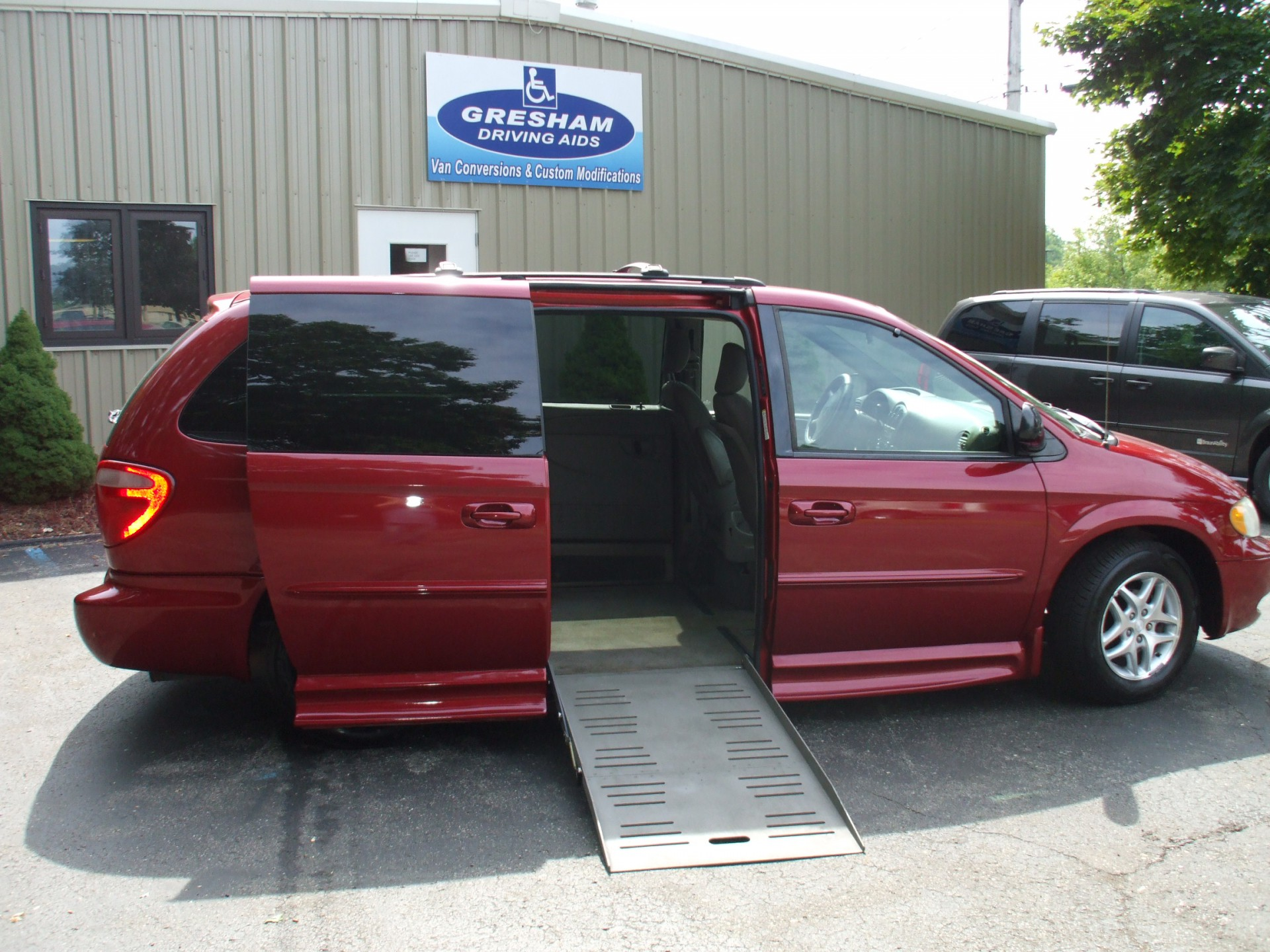 2003 Dodge Grand Caravan Stock W1894 Wheelchair Van For Sale