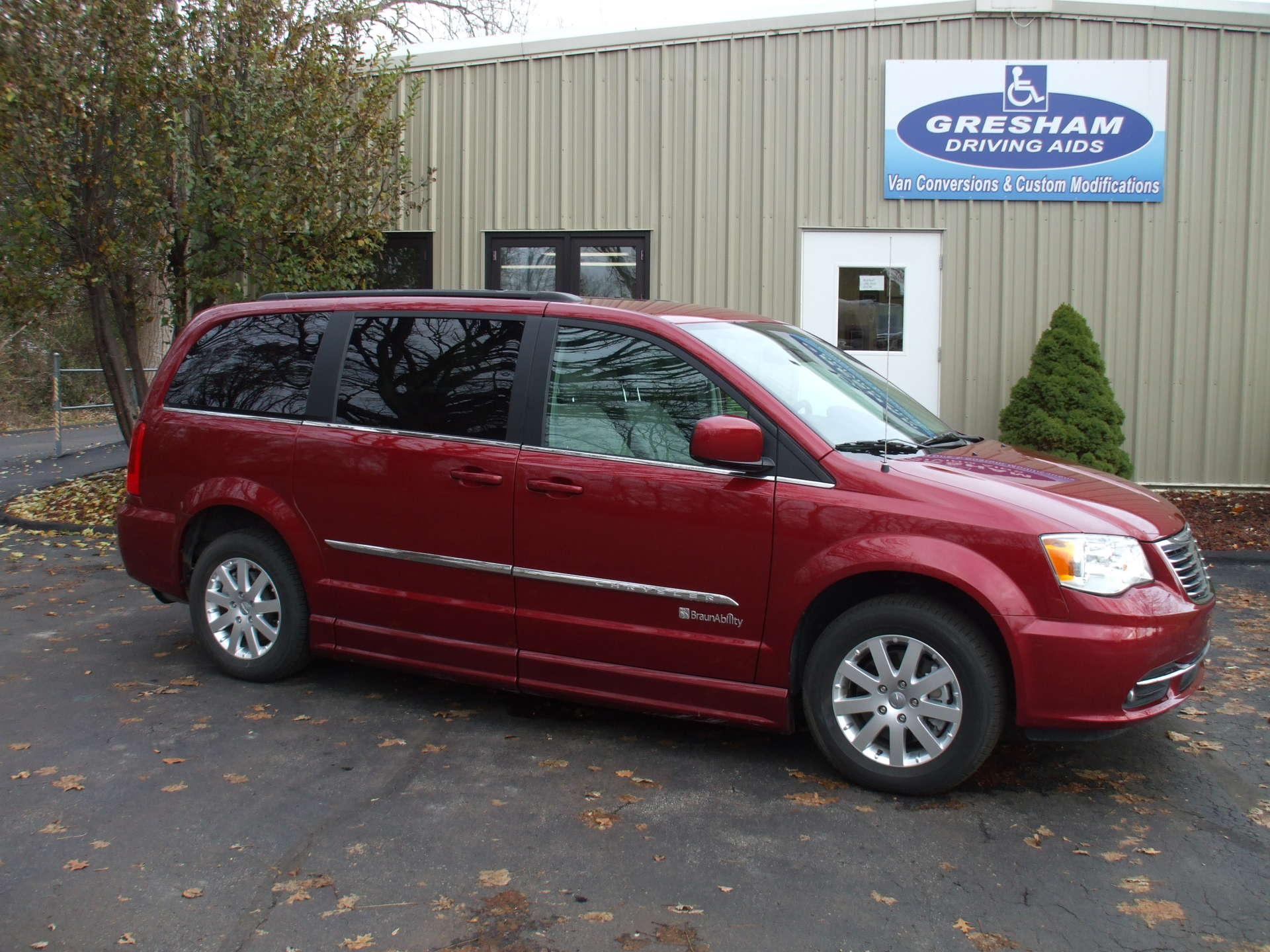 2015 Chrysler Town and Country | Stock: W7359 | Wheelchair