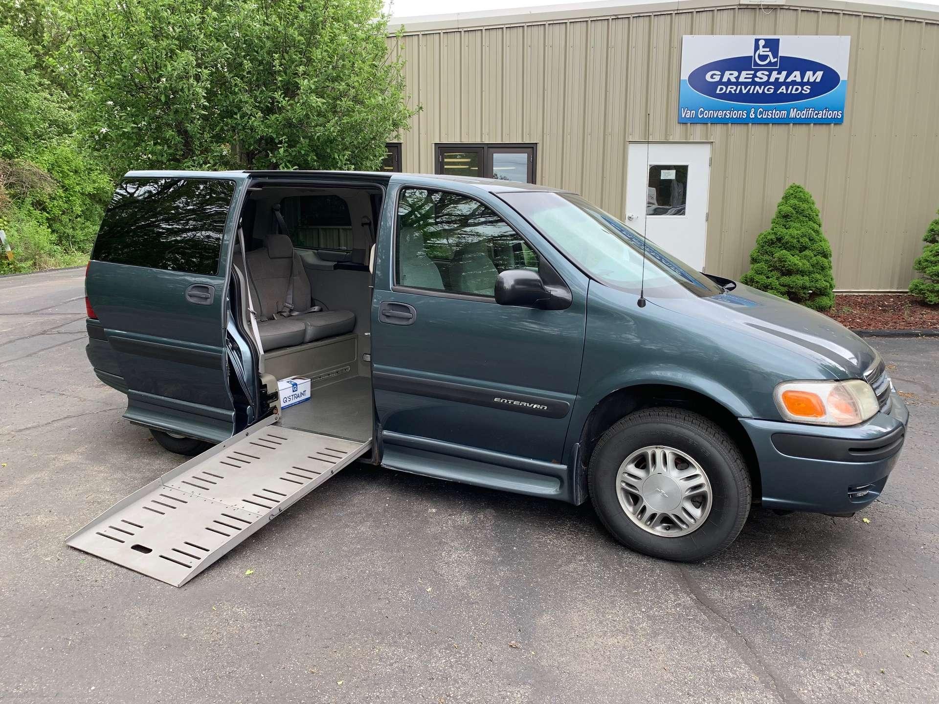 2005 Chevrolet Venture Stock W5737 Wheelchair Van For Sale