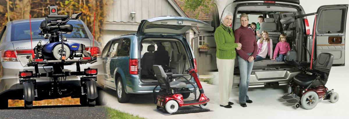 Wheelchair Lift For Car >> Scooter Lifts Gresham Driving Aids
