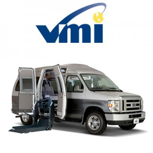 Full Size Wheelchair Vans by VMI