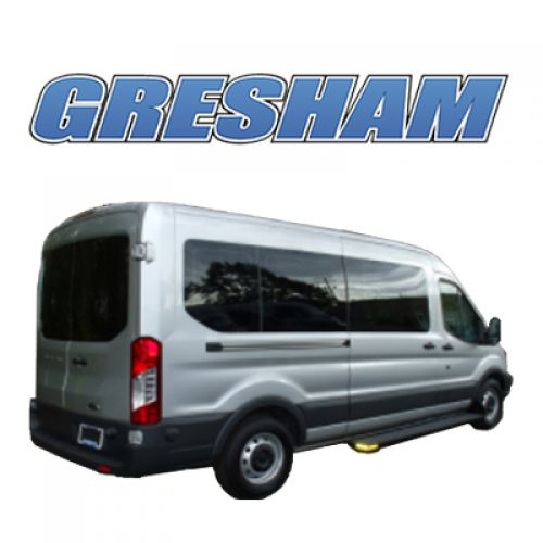 Gresham Driving Aids Ford Transit Conversion